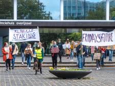 Klimaatprotest met Gaby vindt weerklank in Zwolle:  'We willen aan de goede kant van de geschiedenis staan'