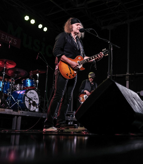 Tent redt Jazz & Bluesfestival in Duiven