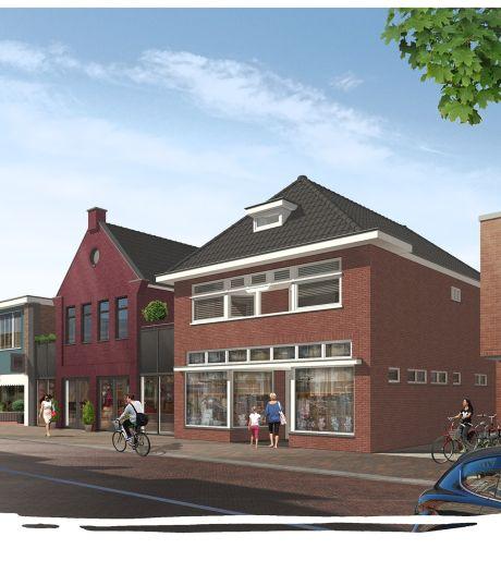 Verkoop van drie nieuwe winkelruimtes aan Nijverdalsestraat in Wierden