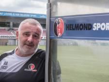 Helmond Sport-trainer Robby Alflen kijkt niet naar ranglijst tegen TOP: 'Wij kunnen het heel veel ploegen lastig maken'
