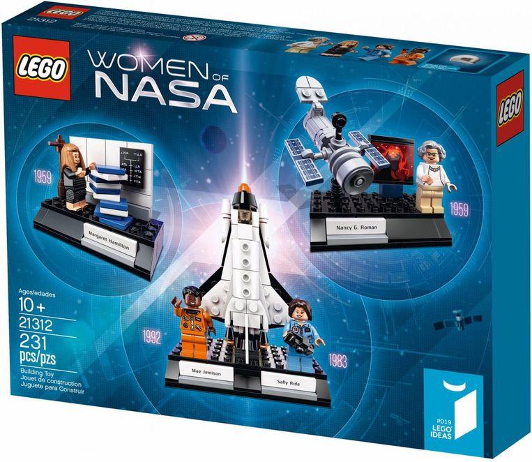 Lego-set 'Women of NASA'