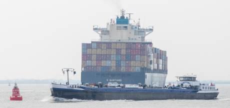 SGP: Sluit de Westerschelde af voor de scheepvaart en het stikstofprobleem is opgelost