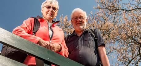 Gea (70) gaat confrontatie met haar hoogtevrees aan