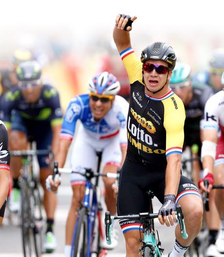 Groenewegen vierde Nederlandse winnaar op de Champs-Élysées