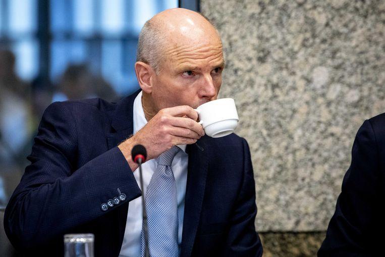 Stef Blok luistert als Kamerleden zijn China-strategie bekritiseren  Beeld ANP