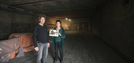Het Koelhuis in Zutphen krijgt een dakpaviljoen
