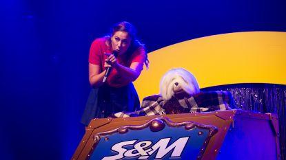 Met Marie rockt Samson ietsje meer