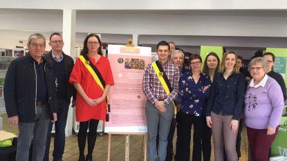 Expo rond Vlaamse Meesters geopend in de bib
