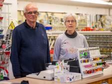 Hele generaties haalden schroeven en spijkers bij De Schrijver in Oostburg