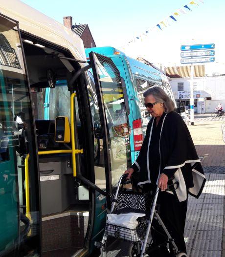 Belbus rijdt routes buurtbus door de kleine dorpen
