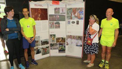 Emoties laaien hoog op bij pakkend eerbetoon aan marathonloper Willy Lemaire