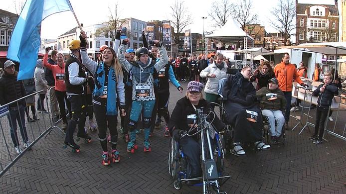 Twee van Enschede marathon 2019