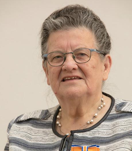 Bets Bok-van Honk uit Nieuwaal ontvangt koninklijke onderscheiding