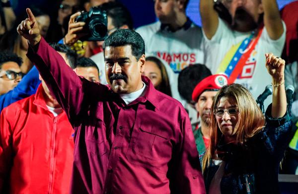 Maduro wint verkiezing Venezuela; oppositie erkent uitslag niet