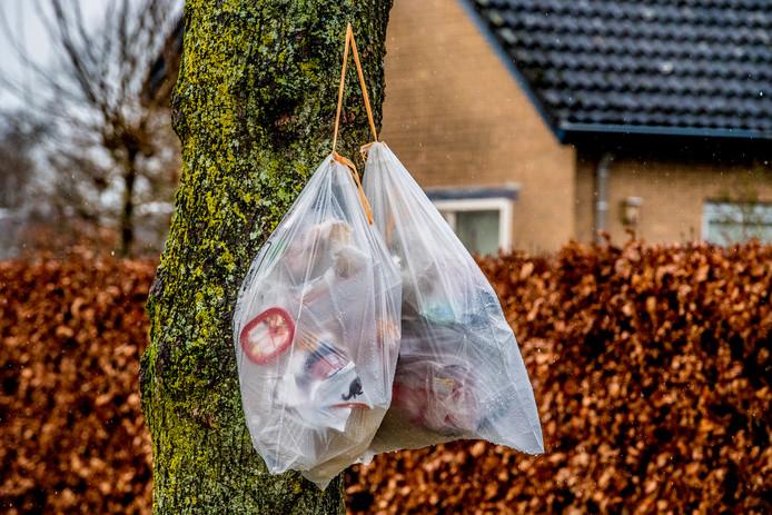 Epenaren moeten meer afval gaan scheiden. Afbeelding ter illustratie.