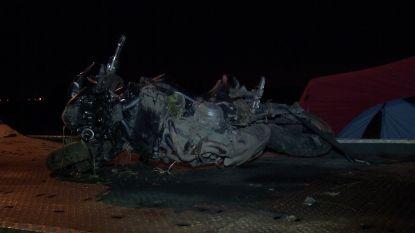 Zwaar ongeval met motorrijder: bestuurder komt om, passagier kritiek