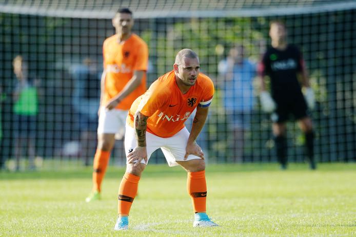 Wesley Sneijder.