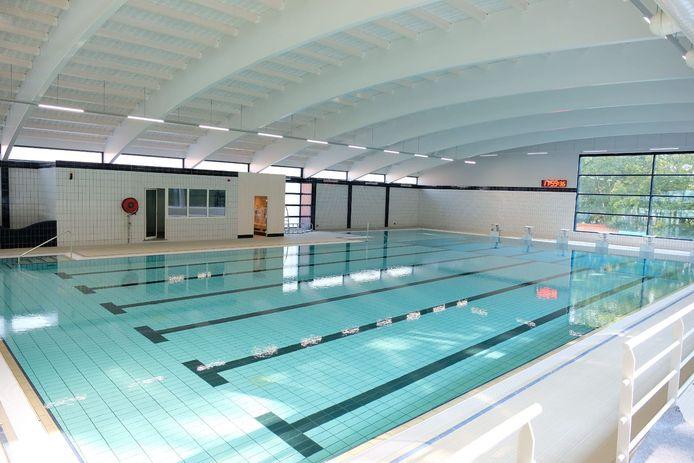 Het Begijntjesbad in Overijse heropent gefaseerd de deuren. Na de herfstvakantie zijn de zwemclubs welkom.