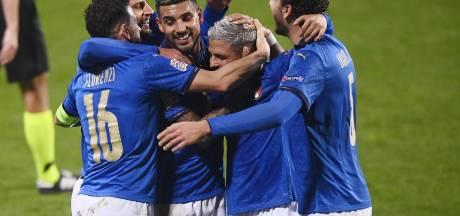 L'Italie complète le Final Four de la Ligue des Nations