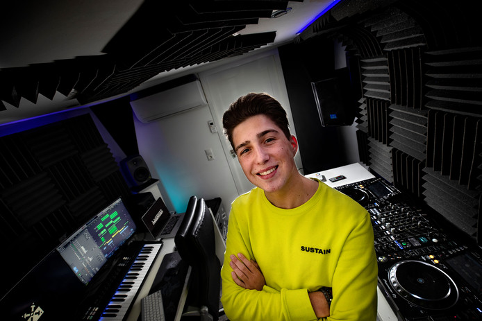 DJ Lorenzo uit Helmond gaat als een speer