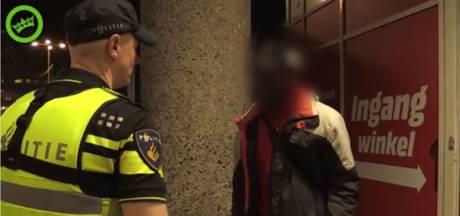 Utrechtse agent hit op Dumpert na confrontatie met dronken man