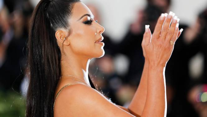 Kim Kardashian promoot parfum met naaktste foto die ze tot nu toe postte