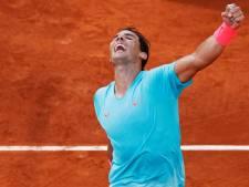 Rafael Nadal bat Schwartzman et visera un 13e sacre à Paris