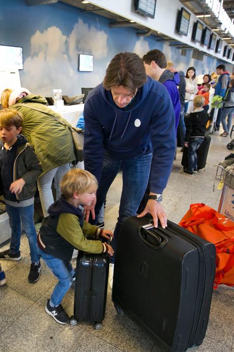 Topdrukte meivakantie Eindhoven Airport blijft uit