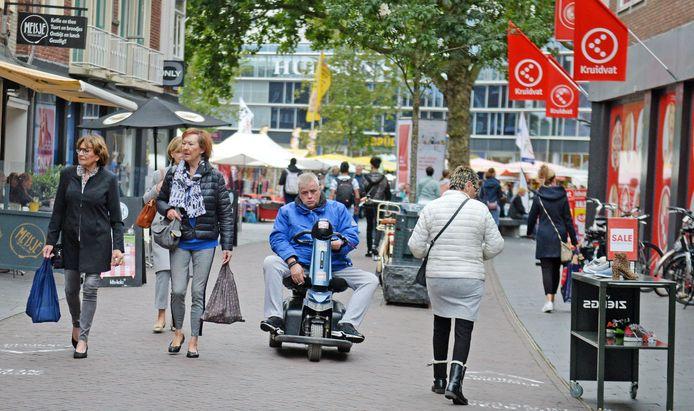Een kwart van de bedrijven in Overijssel bevindt zich in de gevarenzone.
