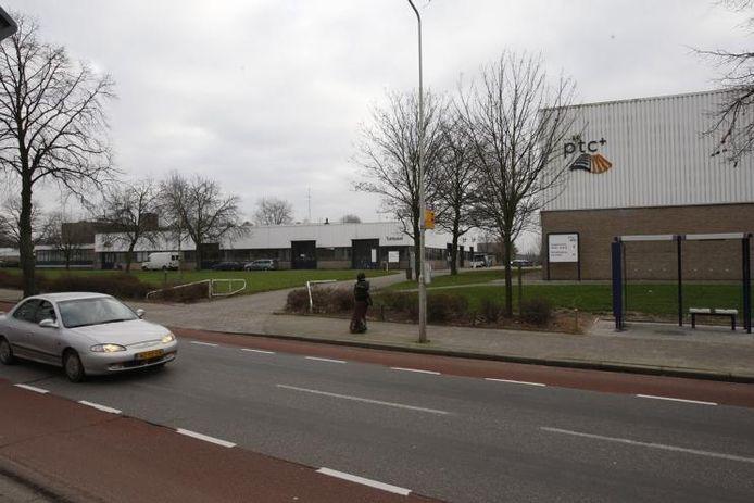 PTC+ aan de Zandlaan in Ede. archieffoto Cord Otting