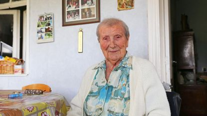 Ambrosine viert 106de verjaardag in huis waar ze geboren werd