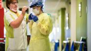 Forse stijging van aantal nieuwe patiënten in Sint-Blasius, ook nieuw overlijden