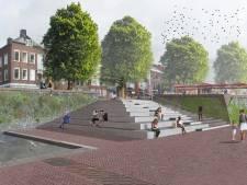 Arnhemse Rijnkade moet in 2023 niet alleen veilig zijn, maar ook groen en levendig