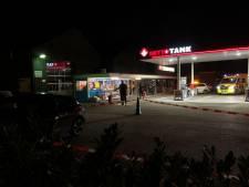 Schietpartij bij tankstation Enschede: 'je houdt je hart vast'