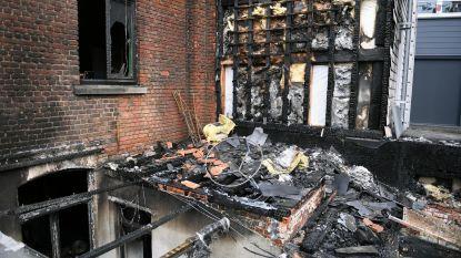 Zware brand treft kot Limburger