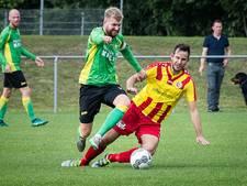 BVC'12 krijgt deksel op de neus tegen Jong FC Den Bosch