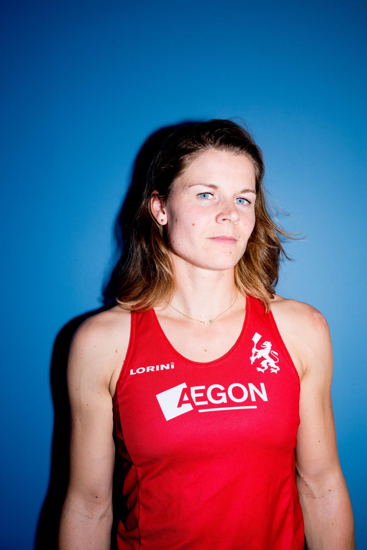 Inge Janssen: 'Iedereen zondigt wel eens.'