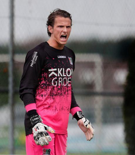 NEC waakt voor NAC-scenario, 'corona-acht' gedoseerd ingepast tegen Roda JC