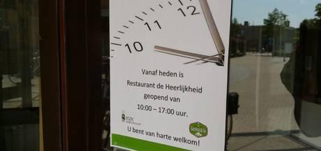 Restaurant de Heerlijkheid in Bergeijk biedt maaltijden aan ouderen