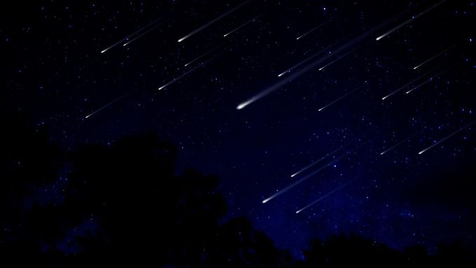 Deze zomer geen vallende sterren gezien? Je krijgt dit weekend een nieuwe kans