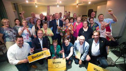 N-VA en CD&V blijven Sint-Pieters-Leeuw besturen