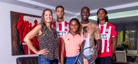 Tilburgs gezin: met drie kinderen hard op weg naar een leven als prof