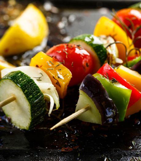 De BBQ-trend van 2019: groenten op de grill (óók voor mannen)