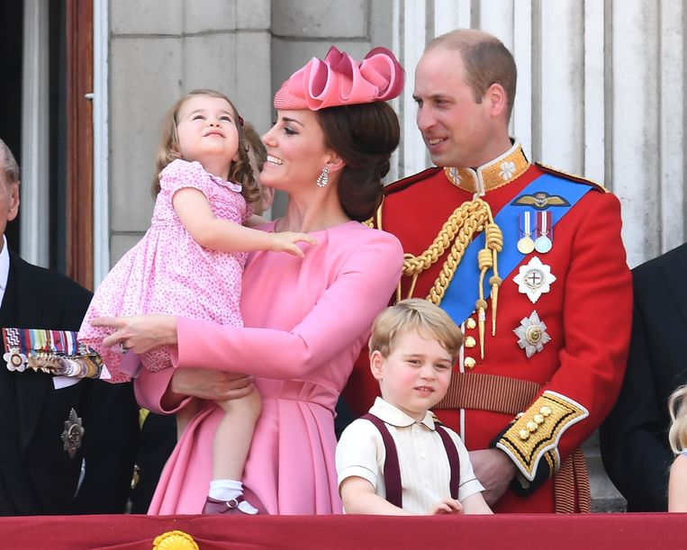 Baby D Know All About The New: Prins George En Prinses Charlotte Stelen De Show