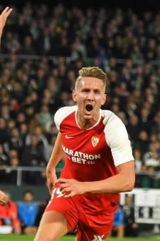 Derbyheld De Jong: 'Zal deze wedstrijd niet snel vergeten'