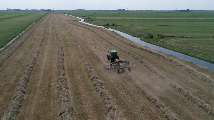 Zo ziet de droogte er in Oost-Nederland uit