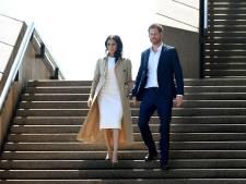 Les contribuables canadiens ont bien payé pour la sécurité de Harry et Meghan
