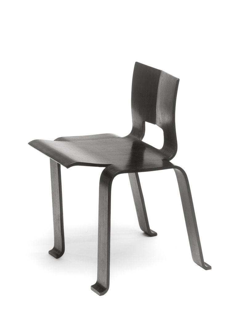 Charlotte Perriand, stoel Ombre 1954 Beeld Stedelijk Museum
