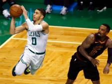 Celtics verslaan Cavaliers in vijfde wedstrijd