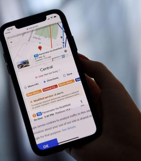 """Google offre un service pour """"éviter les foules"""" lors du déconfinement"""